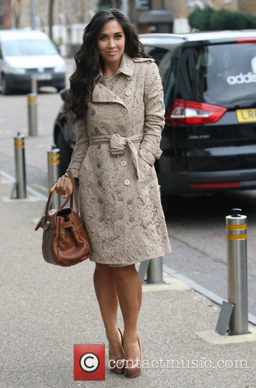 Myleene Klass and Itv Studios 9