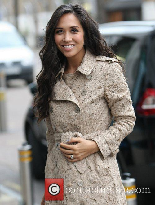 Myleene Klass and Itv Studios 11