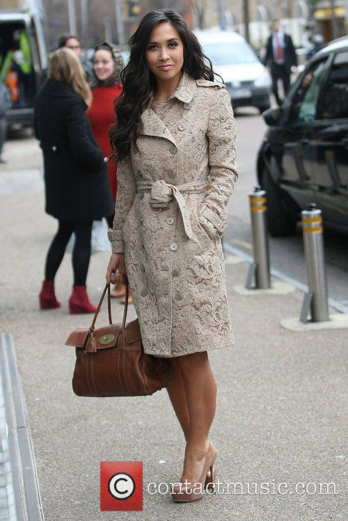 Myleene Klass and Itv Studios 1