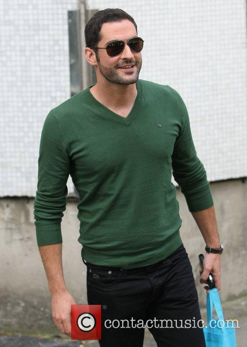 Tom Ellis and Itv Studios 2