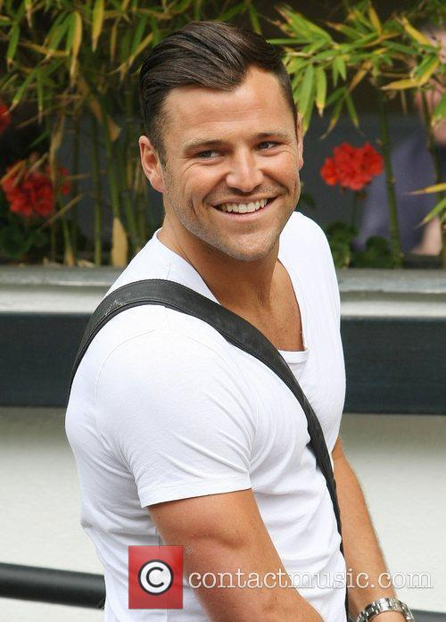Mark Wright and Itv Studios 9