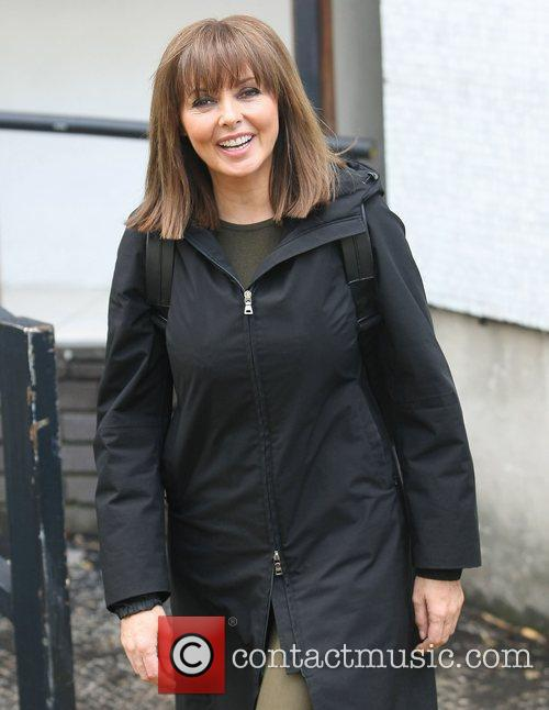 Carol Vorderman and Itv Studios 1