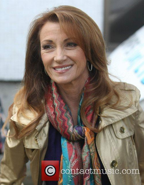 Jane Seymour and ITV Studios 2
