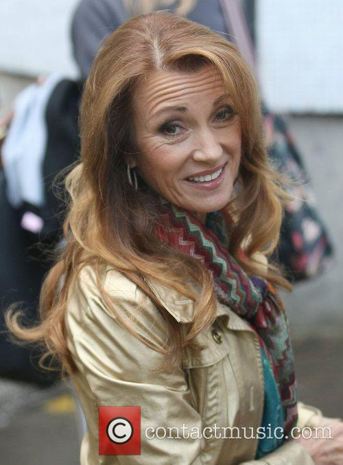 Jane Seymour and ITV Studios 3