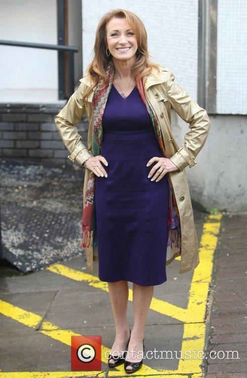 Jane Seymour and ITV Studios 6