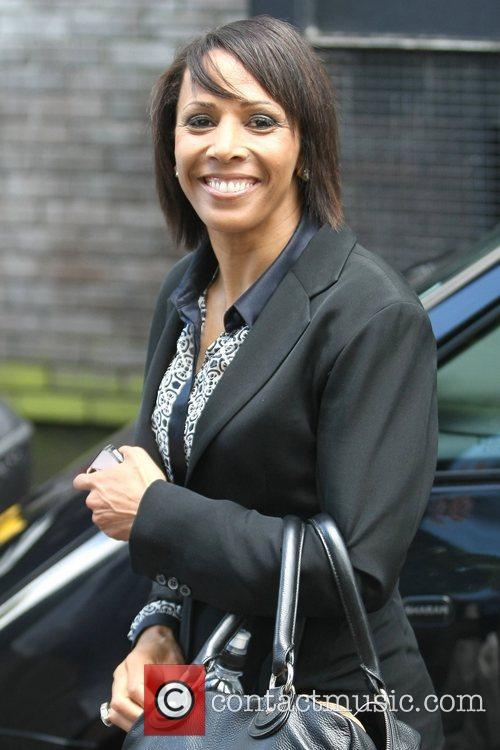 Kelly Holmes and Itv Studios 2