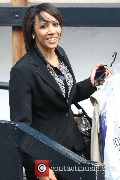 Kelly Holmes and Itv Studios 3