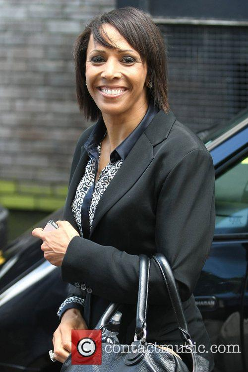 Kelly Holmes and Itv Studios 4