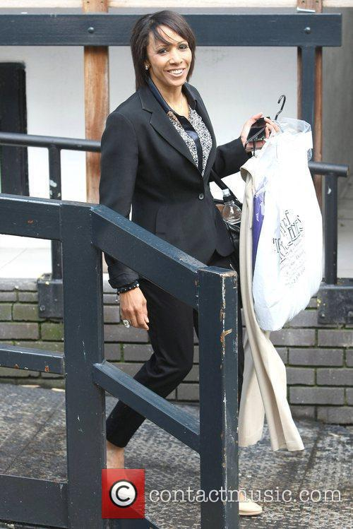 Kelly Holmes and Itv Studios 1