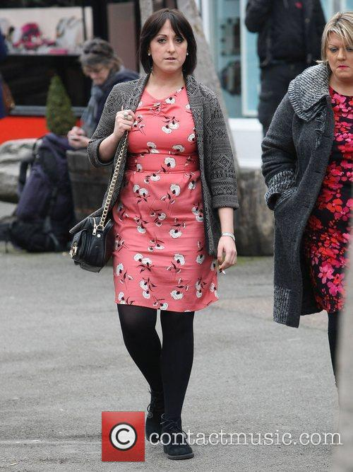 Natalie Cassidy and ITV Studios 15