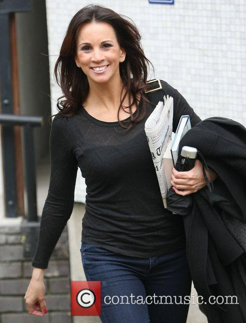 Andrea Mclean and Itv Studios 2