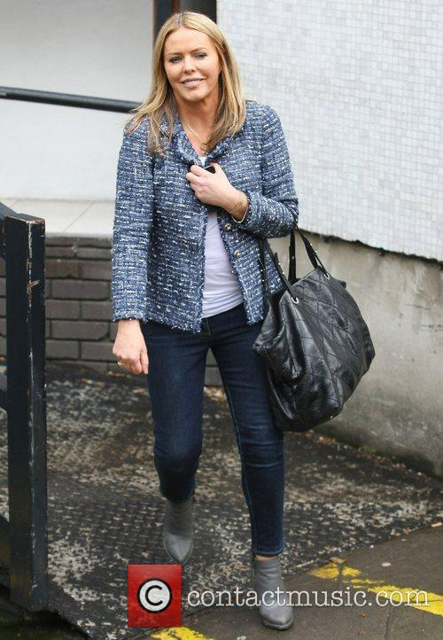 Patsy Kensit and Itv Studios 4