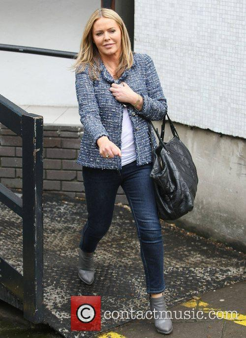 Patsy Kensit and Itv Studios 5