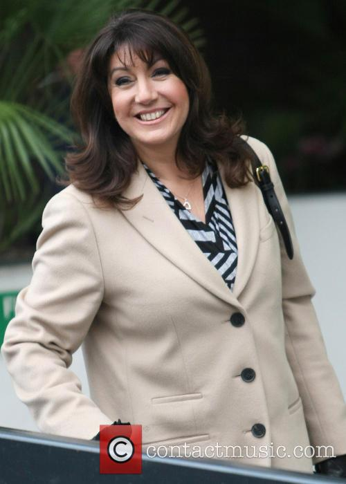 Celebrities at the ITV studios  Featuring: Jane...