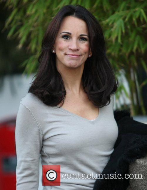 Andrea McLean at the ITV studios  London,...