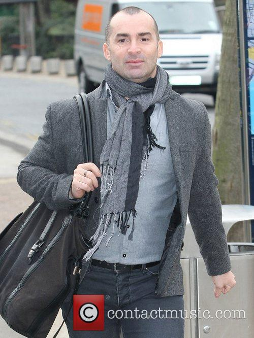 Louie Spence and Itv Studios 2