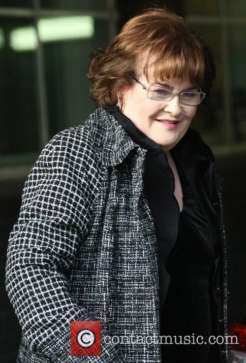 Susan Boyle, ITV Studios London