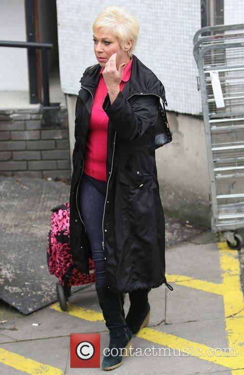 Denise Welch and Itv Studios 9