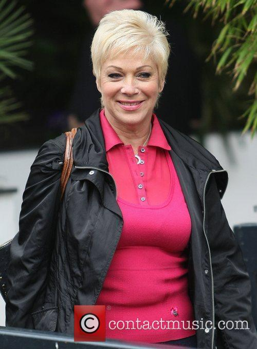 Denise Welch and Itv Studios 11