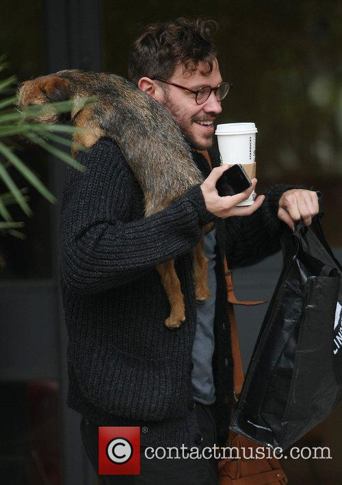 Will Young and Itv Studios 2