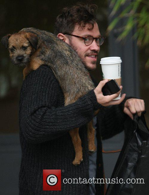Will Young and Itv Studios 3