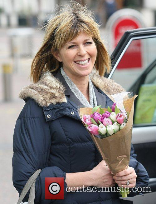 Kate Garraway and Itv Studios 6