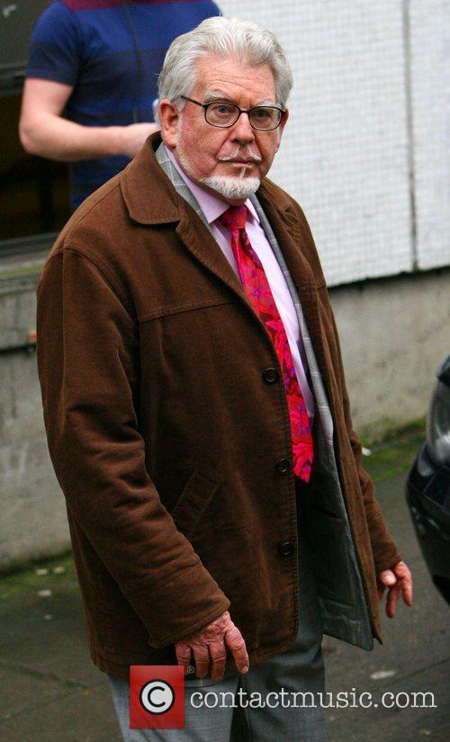 Rolf Harris Once Again Under Arrest In Connection To Operation Yewtree