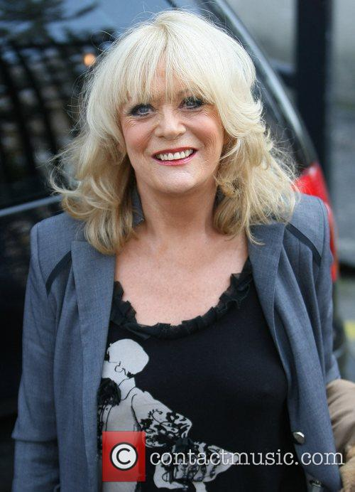 Sherry Hewson at the ITV studios London, England