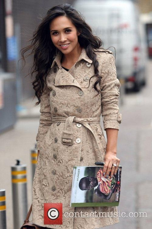Myleene Klass and Itv Studios 5