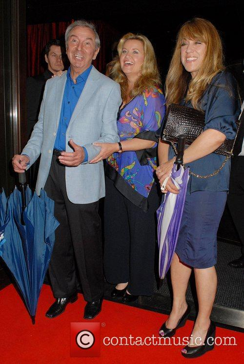Des O'Connor at the ITV Summer Party held...