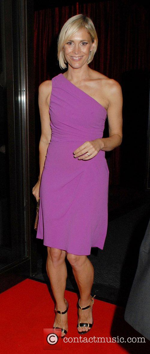 Jenni Falconer at the ITV Summer Party held...