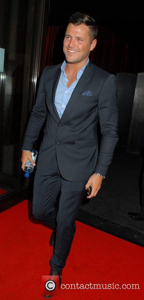 Mark Wright at the ITV Summer Party held...