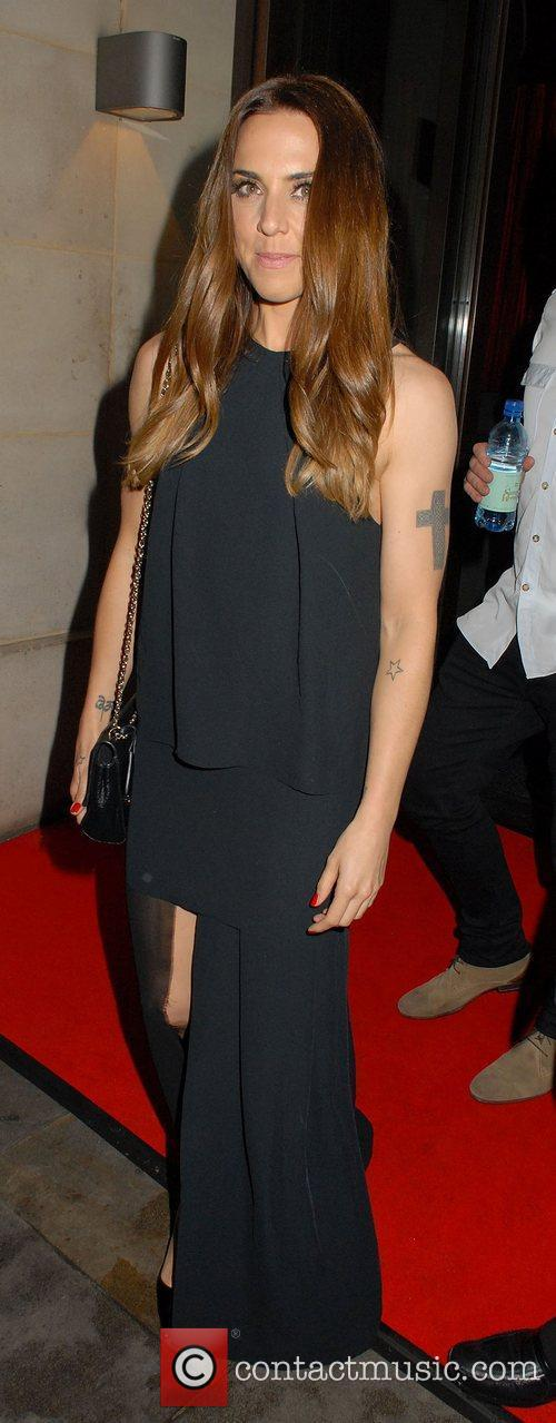 Melanie Chisholm at the ITV Summer Party held...
