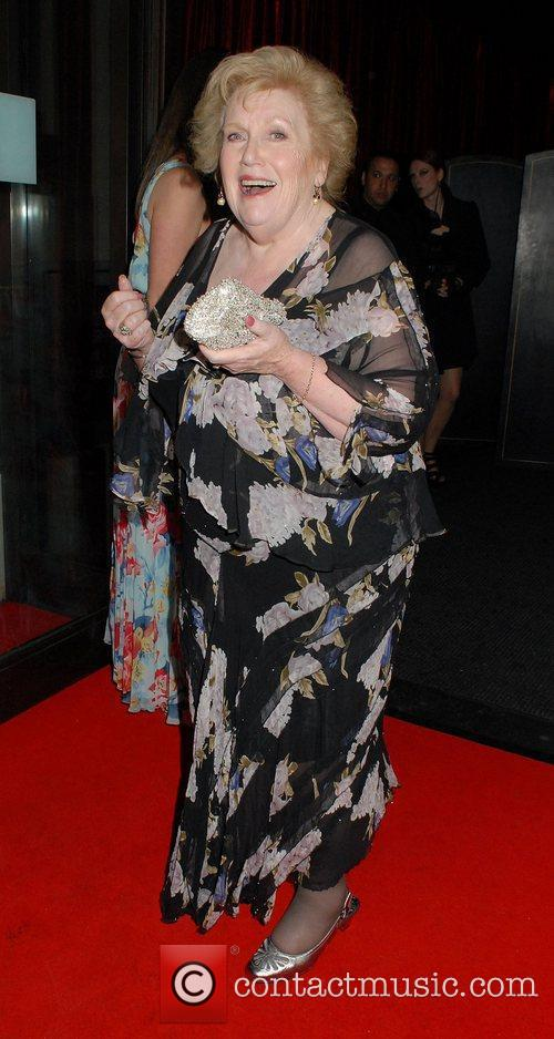 Denise Robertson at the ITV Summer Party held...