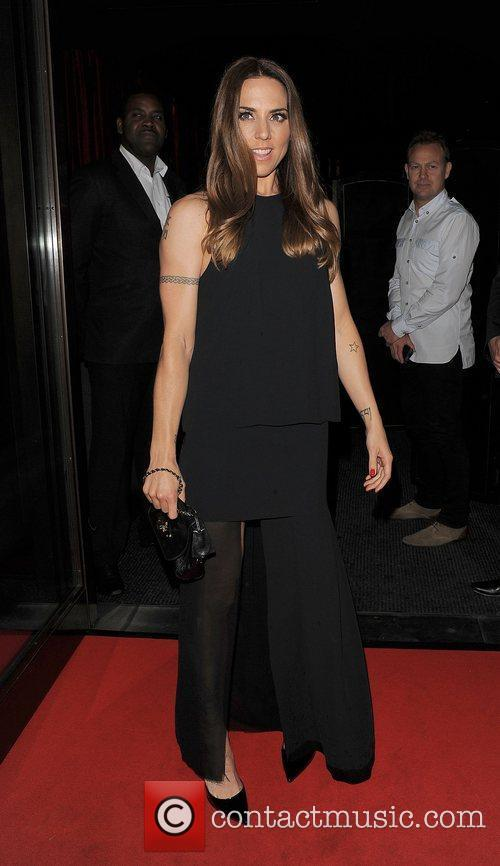 Melanie Chisholm aka Mel C ITV 'Summer' Party,...