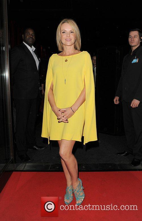 Amanda Holden ITV 'Summer' Party, held at Aqua...