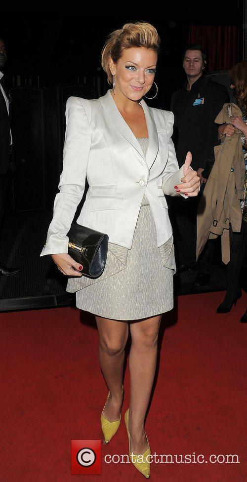 Sheridan Smith ITV 'Summer' Party, held at Aqua...