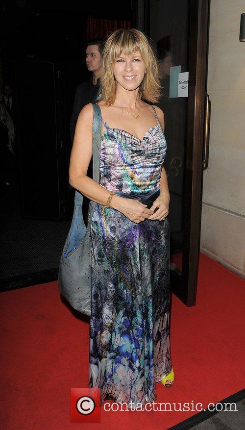 Kate Garraway ITV 'Summer' Party, held at Aqua...