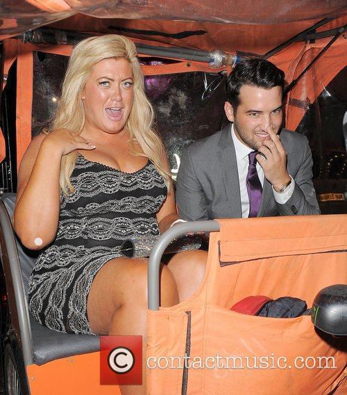 ITV 'Summer' Party, held at Aqua Restaurant -...
