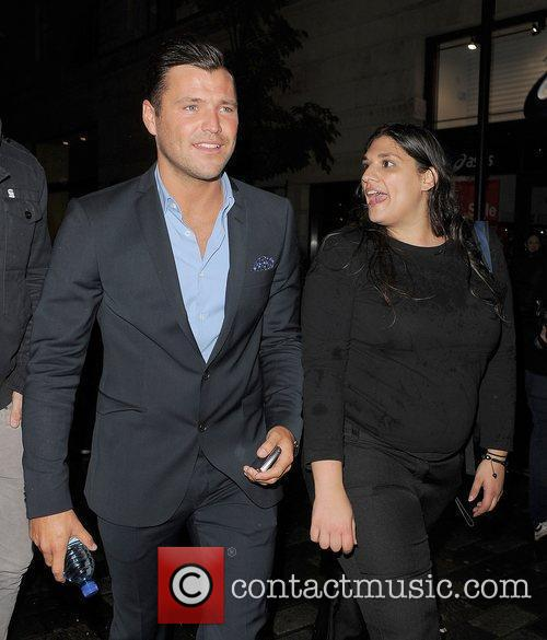 Mark Wright ITV 'Summer' Party, held at Aqua...