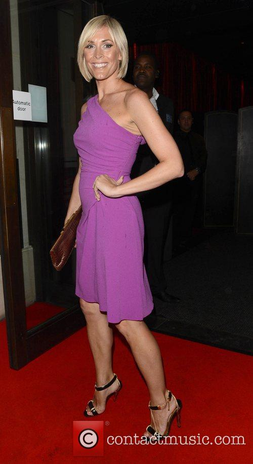 Jenni Falconer ITV 'Summer' Party held at Aqua...