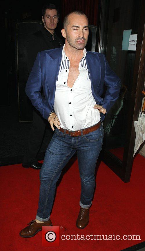 Louie Spence    ITV Summer Party,...