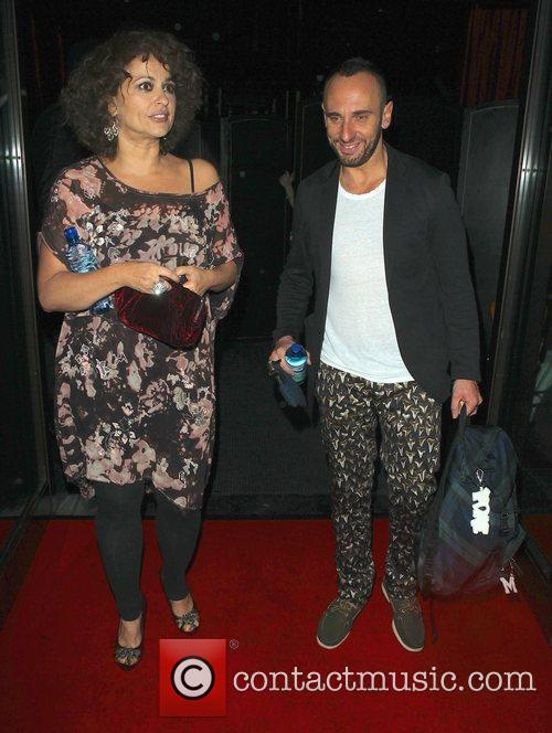 Nadia Sawalha  ITV Summer Party, held at...
