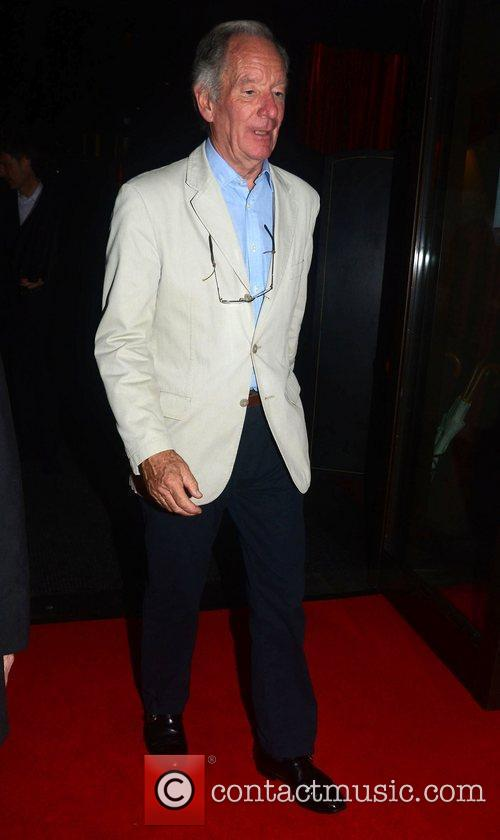Michael Burke ITV 'Summer' Party held at Aqua...