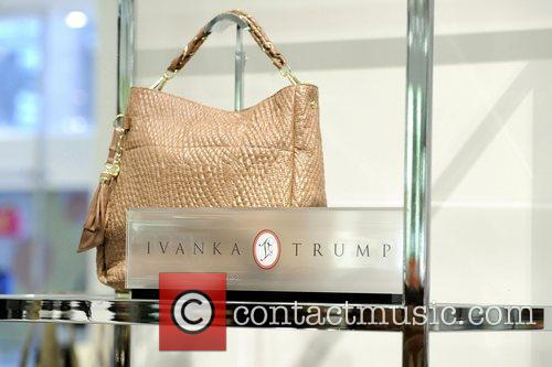 Ivanka Trump unveils her new apparel and accessories...