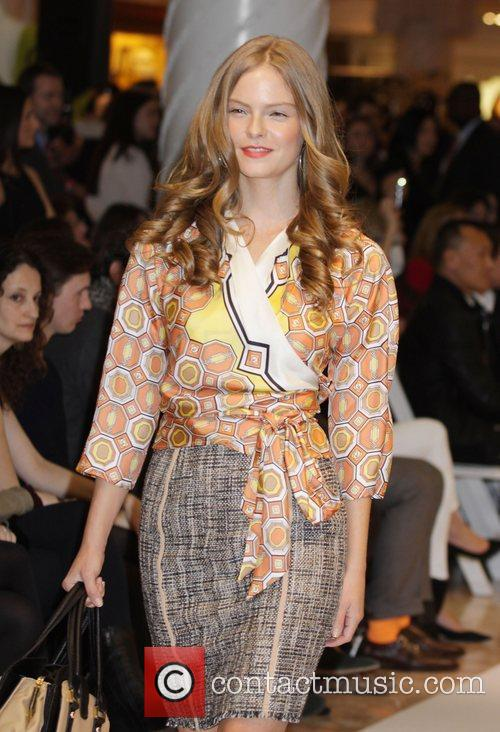 Launch of the Ivanka Trump collection launches at...