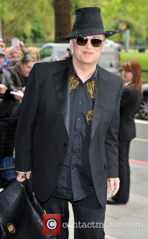 Boy George and Grosvenor House 5
