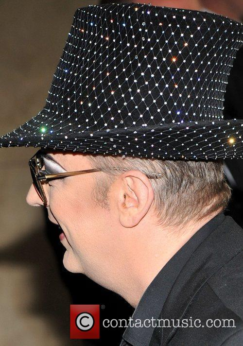 Boy George and Grosvenor House 6