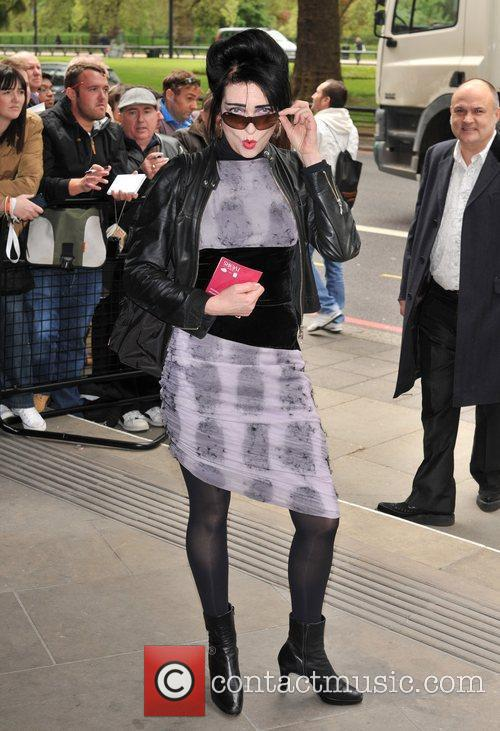 Siouxsie Sioux and Grosvenor House 4