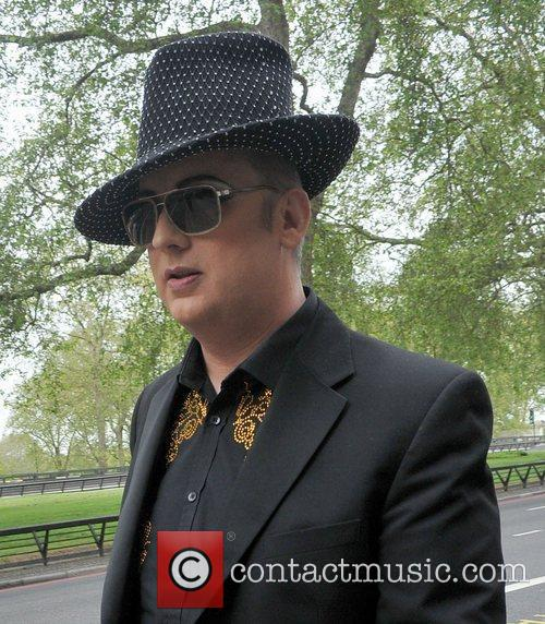 Boy George, Grosvenor House